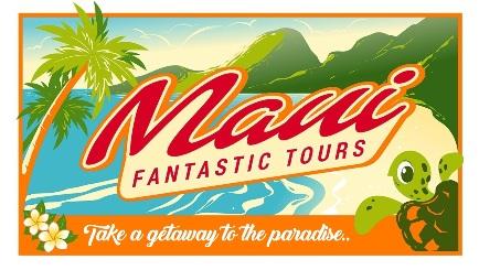 maui fantastic tours logo